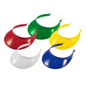 Visera Plástica de PVC