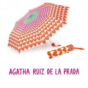 PARAGUAS TELSY -AGATHA RUIZ DE LA P
